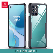 For OnePlus 8T Case, Xundd Phone Case, For One Plus 8T Cover, Protective Fitted Cover, Transparent Matte Cover, Shockproof Shell