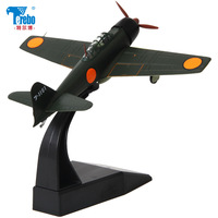Terebo 1:72 alloy zero fighter model simulation aviation military model collection gift