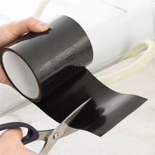 Супер фиксация сильный водонепроницаемый стоп утечка уплотнение ремонт изоляционная лента производительность самоклеящаяся лента клейкая лента Водонепроницаемая труба лента