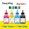 Заправка тонером Toney King  порошковый + чип CRG329  совместимый с Canon LBP 7010C 7018C LBP7010C LBP7018C  CRG-329
