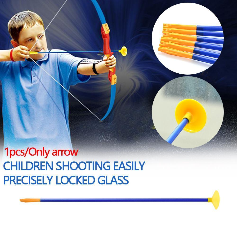 Kids Childrens Plastic Toy Archery Youth Hunting Safe Sucker Arrows