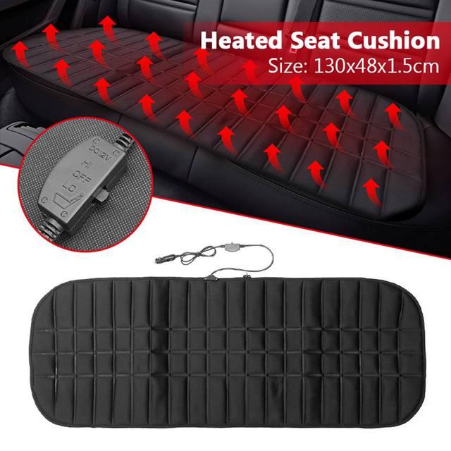 Housse de coussin pour siège chauffant