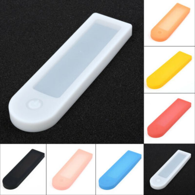 Protective Covers Dash Board Silicone Case Waterproof For <font><b>Xiaomi</b></font> <font><b>Mijia</b></font> <font><b>M365</b></font> <font><b>Pro</b></font> <font><b>Electric</b></font> <font><b>Scooter</b></font> Skateboard Cover Case Accessor image