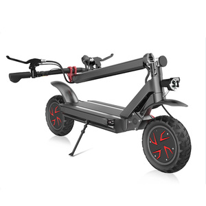 Off road electric scooter 3600W Dual motor Max Speed 75km/h Double Drive 10 inch Off-road Tire Folding E-Scooter 20Ah Battery
