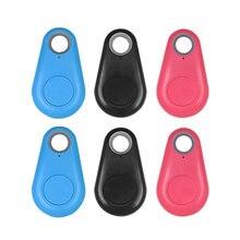 VODOOL – Mini localisateur de clés Anti-perte, 6 pièces, alarme GPS, localisateur d'objets pour chien de compagnie, enfant, porte-clés, portefeuille, étiquette de téléphone intelligent, traceur Bluetooth