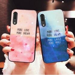 На Алиэкспресс купить стекло для смартфона phone case for vivo y73 y95 y91 y93 y97 y81 y85 case contrast color glass hard back cover for vivo y75 y71 y67 y17 y3 y7s casing