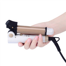 Foldable Hair Curler