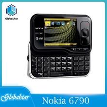 Nokia 6790 Refurbished WCDMA 2mp Surge-Phone Unlocked Bluetooth-A-Gps Original with Fm-Radio
