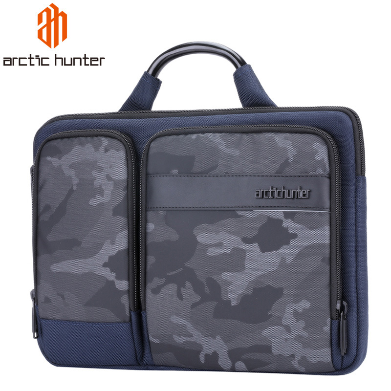 ARCTIC HUNTER Men's Briefcase Bag Fit 15.6 Inch Business Laptop Bags For Men Office Tote Man Travel Pocket Computer Totes Maleta
