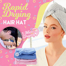 Toalha de banho de microfibra cabelo seco secagem rápida senhora toalha de banho macio chuveiro para mulher homem turbante cabeça envoltório banho ferramentas