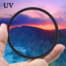 KnightX Camera Lens Filter UV For Canon Sony Nikon d3300 60d 700d 1300d 400d photography photo 18-135 49 52 55 58 62 67 72 77 mm