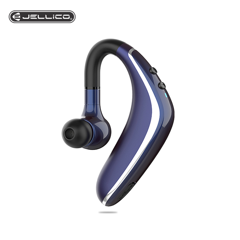 Jellico Car Handsfree Wireless Bluetooth Earphones Business Headset With Mic Headphones Noise Reduce With Mic Sport Auriculares