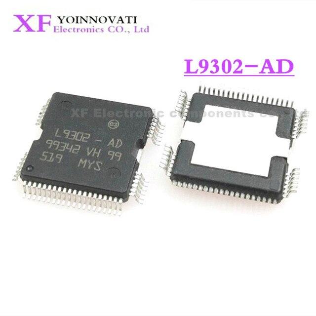 10 יח\חבילה L9302 AD L9302 9302 IC QFP64 IC הטוב ביותר באיכות.