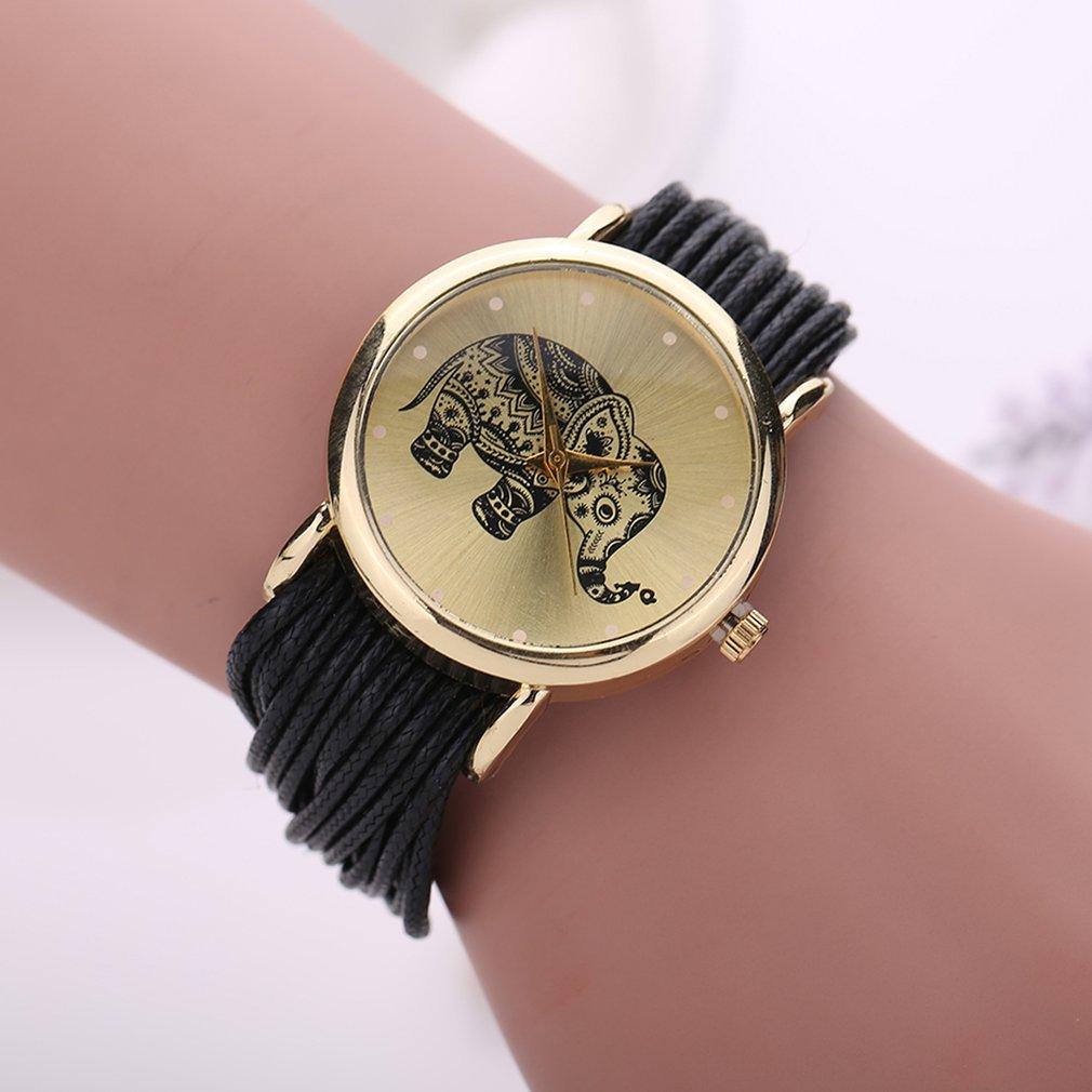 Fashion Women's Watches Round Dial Elegant Personalized Multilayers Watch Women Female Watch Relogio Feminino Reloj Mujer