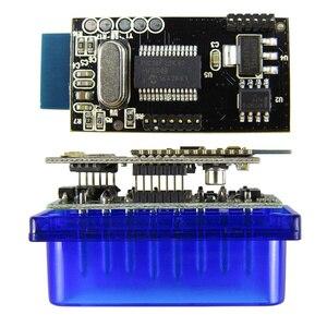 Image 5 - Elm 327 Scanner pour voiture Mini ELM327, Bluetooth V1.5, OBD2, outils de Diagnostic automobile réel PIC1825K80 Elm 327 V 1.5 pour android