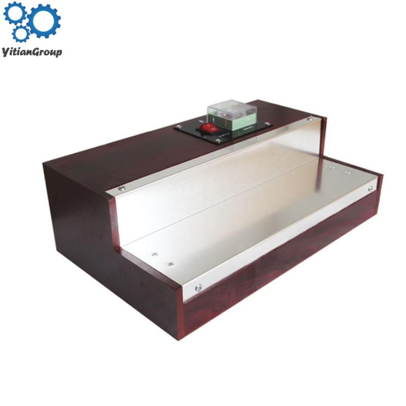 Film Heat Shrink Wrapping Machine For Perfume Box Cigarettes Cosmetics Poker Box Blister Film Packaging Machine