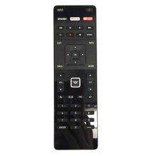 Nuovo Rimontaggio XRT122 Per Vizio LED HDTV Telecomando con Amazon NETFLIX iHeart RADIO Bottoni D24D1 D32HD1 D50FE1 E43C2