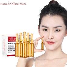 Fonce Arbutin Whitening Skin Facial Essence 28 Bottle Small Ampoule Niacinamide Revitalizing Brightening Beauty Needle Serum