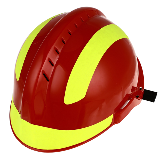Emergency Rescue Helmet Fire Fighter Safety Helmets Workplace Fire Protection Hard Hat for Construction Protect