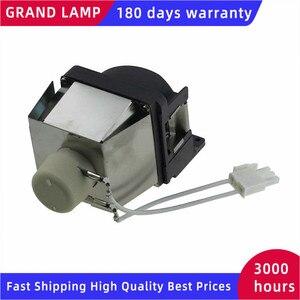 Image 3 - החלפת מנורה עם דיור 5J.J6L05.001 עבור BENQ EP6127A/ES616F/EX6270/MS276F/MS507H/MS517F/MX2770/MW519 מקרנים Happybate