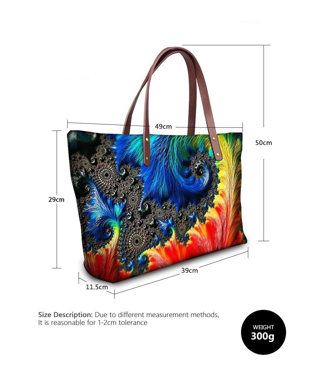 FORUDESIGNS Avocado Printing Women Handbag&Long Wallets Set  Large Bolso Mujer Mochila De Aguacate Sac a dos рюкзак с авокадо