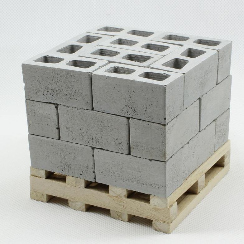 Miniature Model Building  1:10 1:12  DIY House  Building Scene Model Making Material  Model Bricks  50pcs/bag