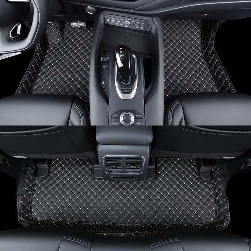 Lsrtw2017 estilo do carro interior do carro tapete para great wall haval F7X F7 2017 2018 2019 2020