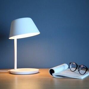 Oryginalna Yeelight Star inteligentna lampa stołowa led lampka nocna Pro z pierścieniem światło tła wsparcie kontrola aplikacji, inteligentny głos