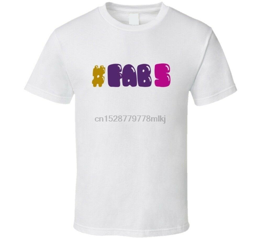 #fab5 Queer Eye Popular Makeover Tv Show Fan T Shirt Interesting
