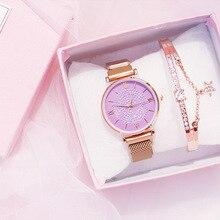 Gypsophila Diamond Design Women's Watch Fashion Casual Round Dial Alloy Strap Quartz Watch Gift relogiosfeminino недорого