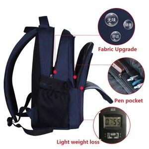 Image 4 - Edison plecak męski plecaki dla nastolatków Mochila ulepszony lekki oddychający plecak żeński wodoodporne plecaki o dużej pojemności
