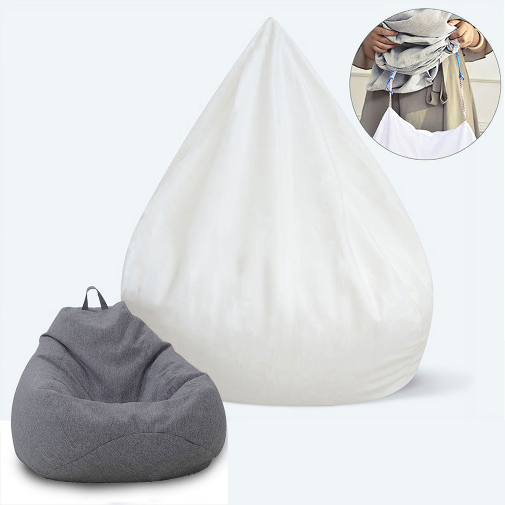 2020 New Waterproof Lazy BeanBag Sofas Inner Lining Suitable For Large Bean Bag Cover and Stuffed