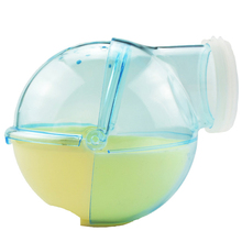 Pet-Supplies Hamster Plastic Room-Toy Sand Bath-Container Animal Small