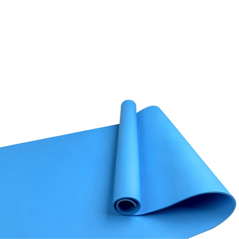 EVA Yoga Mat Exercise Pad Thick Non-slip Folding Gym Fitness Mat 4 Colors Pilates Supplies Non-skid Floor Play Mat