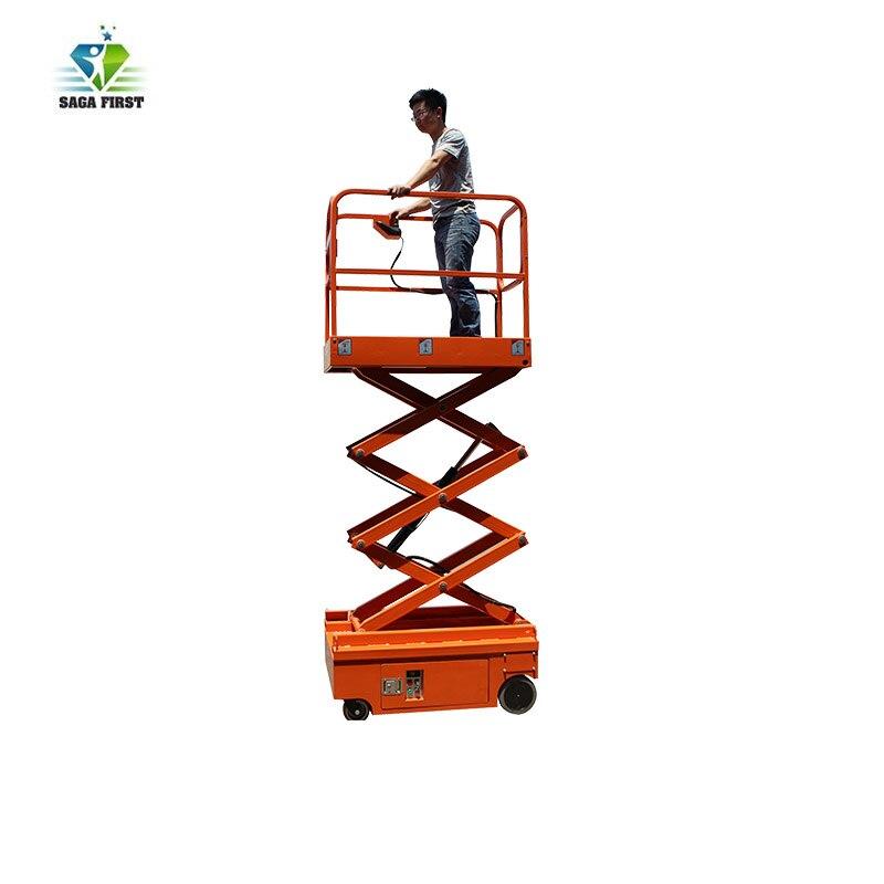 Small Man Lift Self Propelled Working Platform