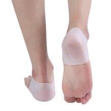 2 шт крем для ног Носки силиконовые Увлажняющие гелевые пяточные