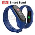 Banda inteligente rastreador de fitness esporte pulseira freqüência cardíaca pressão arterial smartband monitor saúde rastreador fitness relógio