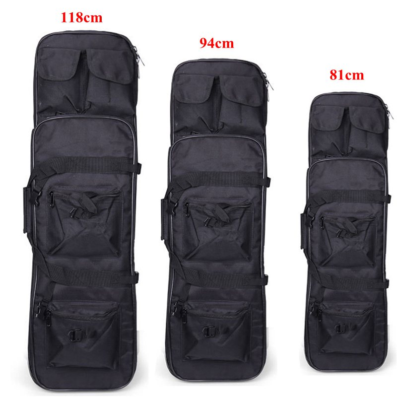 Gun-Bag Protection-Case Rifle-Backpack Tactical-Equipment 118cm Square Airsoft Hunting title=