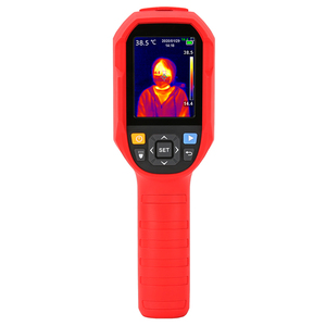 Image 2 - UNI T Infrared Thermal Imager Thermometer Imaging Camera Real time Image Temperature Tester with PC Software Analysis Type C USB