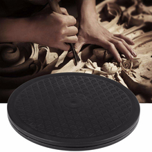 Гончарное колесо вращающийся поворотный стол поворотный гончарный поворотный стол Lazy Susans поворотная пластина глиняная скульптура Инструмент