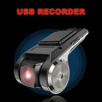 """Inteligentna kamera samochodowa wersja międzynarodowa WiFi Night Vision HD 1080P 2.7 """"165 stopni 60fps ADAS bezpieczne przypomnienie aparat z panelem"""