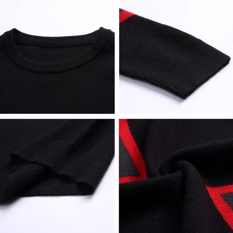 ICEbear 2019 가을 새로운 남성 스웨터 캐주얼 남성 풀오버 브랜드 남성 의류 1722