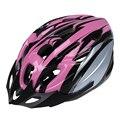 ABGZ-велосипедный шлем для взрослых  красивый углеродный шлем с козырьком  розовая окружность головы 54-65 см/ширина головы ниже 16 см