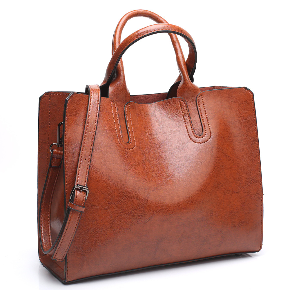 High-Quality Leather Handbag 2