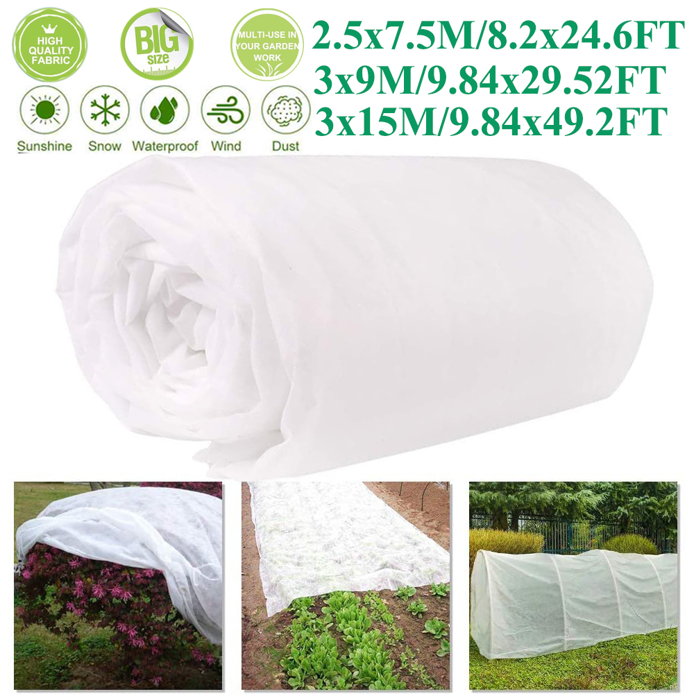 Reusable Plant Protection Covers