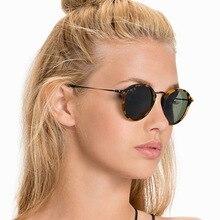 2020 Sunglasses Women/Men Vintage Round Sun Glasses High Qua