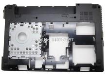 Нижний корпус для ноутбука Lenovo G480 AP0N1000K00, нижний корпус с HDMI, черный, Новинка