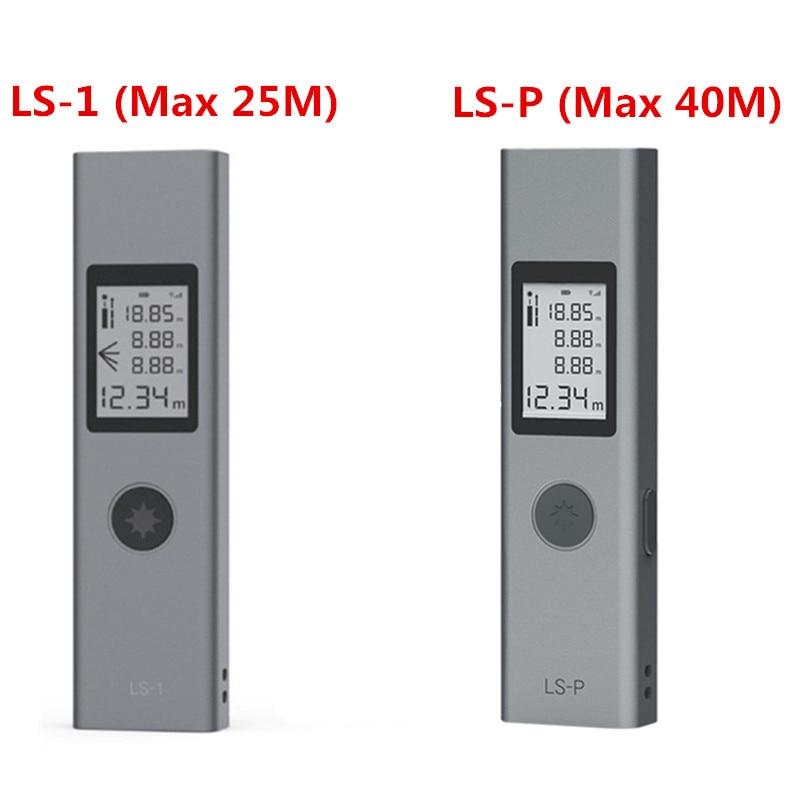 Xiaomi Digital USB Handheld Electronic Laser Distance Meter Measure Rangefinder