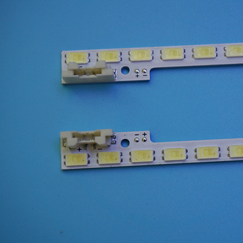 347mm LED Backlight Lamp strip 44leds For Samsung 32 inch TV 2011SVS32 456K H1 UA32D5000 LTJ320HN01-H BN64-01634A
