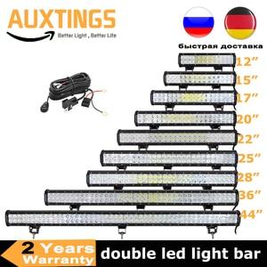 7-44 inch LED Work Light Bar 20